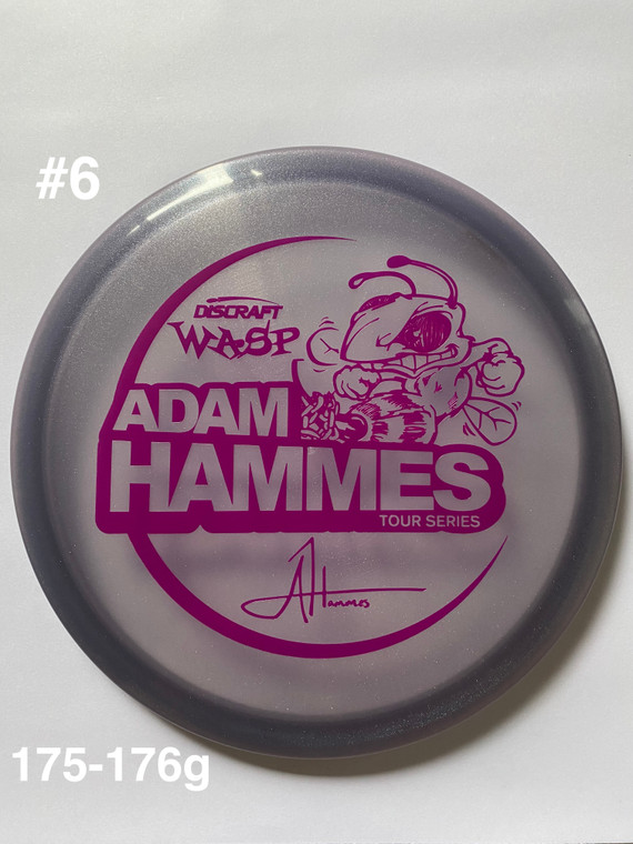 2021 Adam Hammes Tour Series Wasp - | 5 | 4 | 0 | 3 | - Overstable - #6