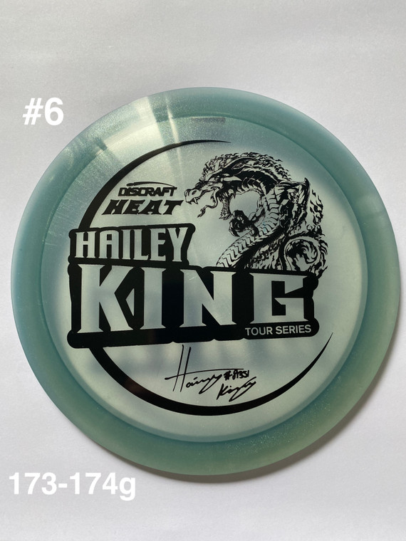 2021 Hailey King Tour Series Heat - | 9 | 6 | -3 | 1 | - Understable - #6