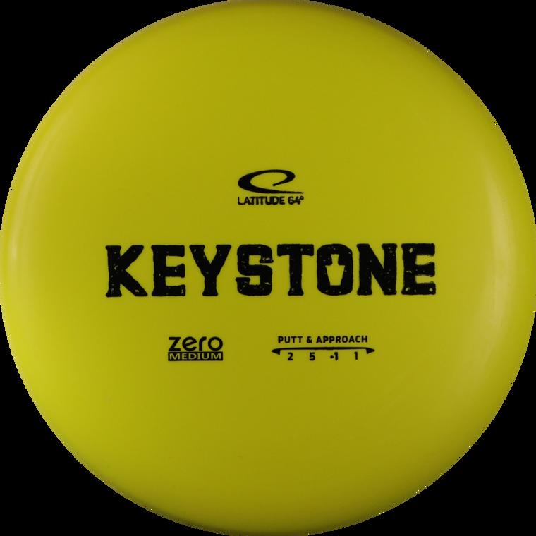 Latitude 64 Keystone - Zero Medium Line - | 2 | 5 | 0 | 1 | - Stable-Straight