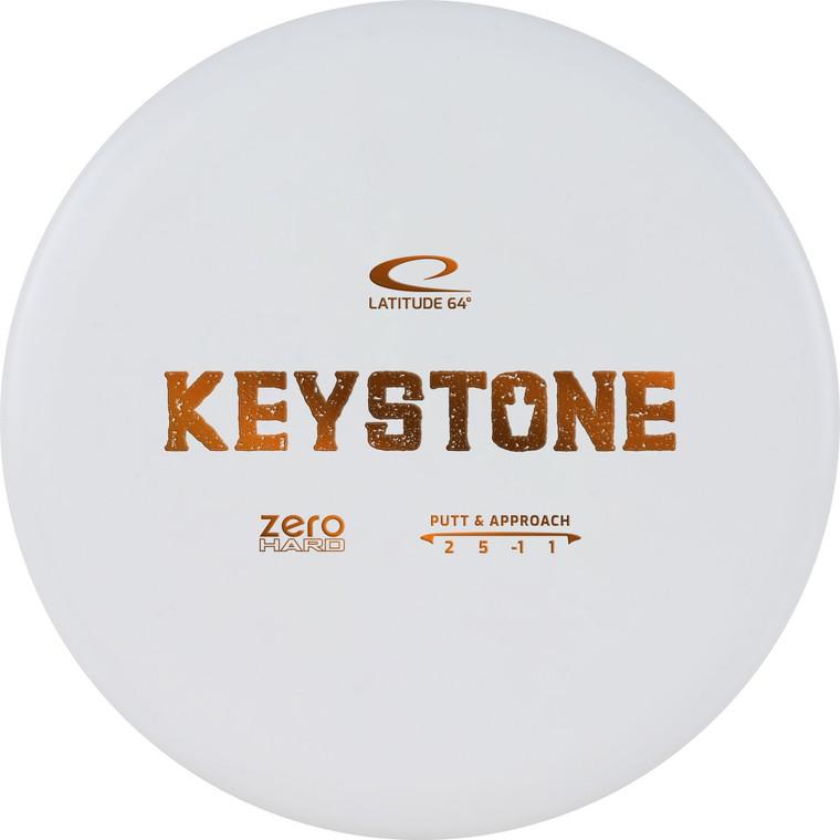 Latitude 64 Keystone - Zero Hard Line -   2   5   0   1   - Stable-Straight