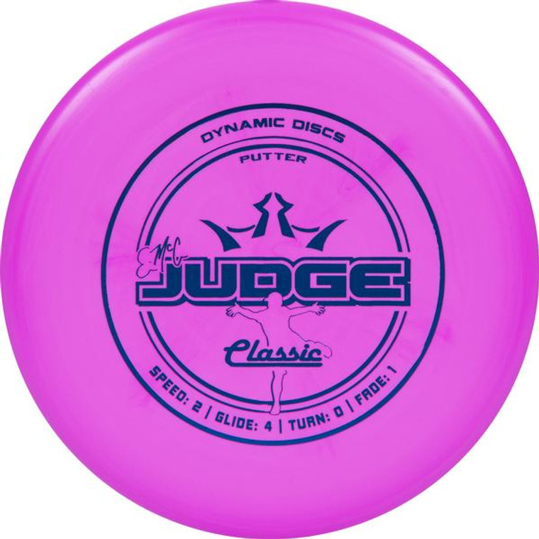 Dynamic Discs Emac Judge - Classic - | 2 | 4 | 0 | 1 | - Stable-Straight