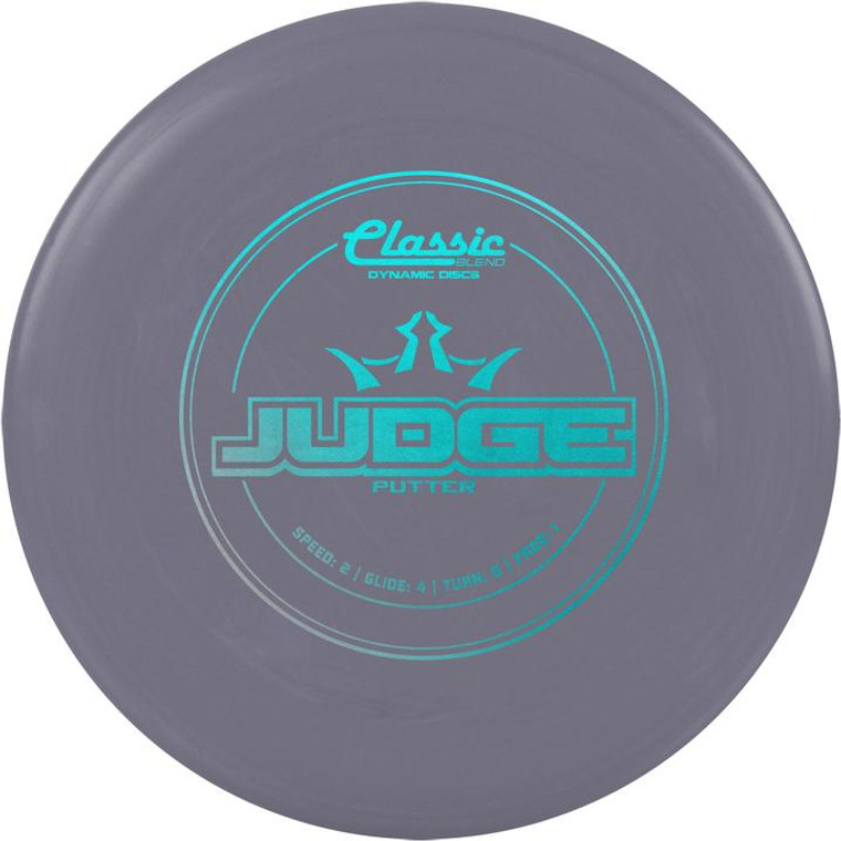 Dynamic Discs Judge - Classic Blend - | 2 | 4 | 0 | 1 | - Stable-Straight