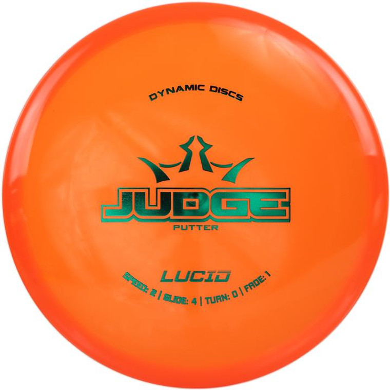 Dynamic Judge - Lucid -   2   4   0   1   - Stable-Straight