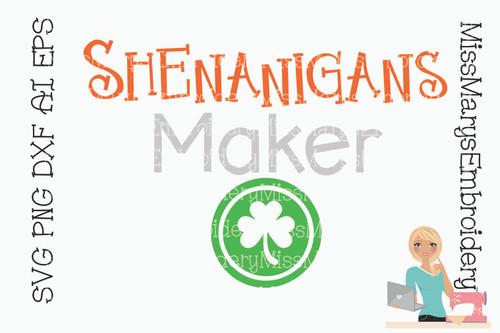 Shenanigans Maker