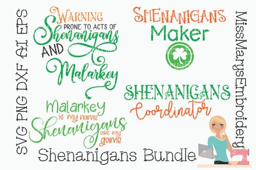 Shenanigans Bundle