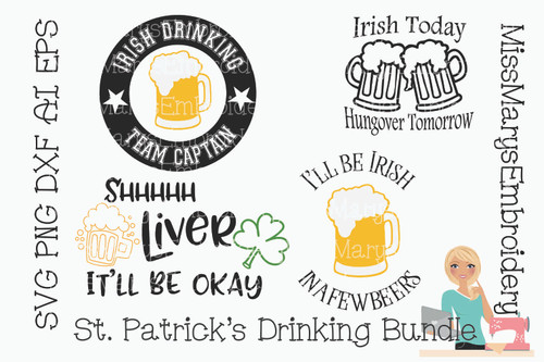 Irish Drinking Bundle