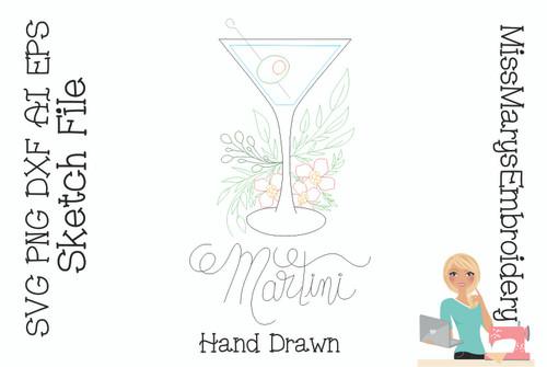 Sketch Martini File