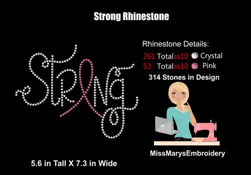 Strong Rhinestone