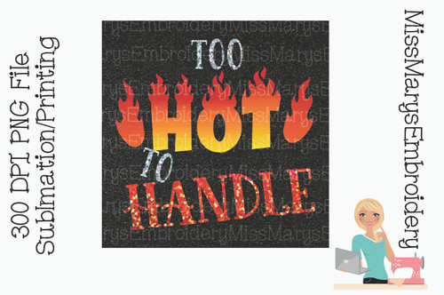 Hot Stuff PNG (YouTube Free File)