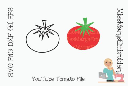 YouTube Tomato File
