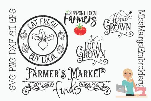 Farmer's Market Bundle