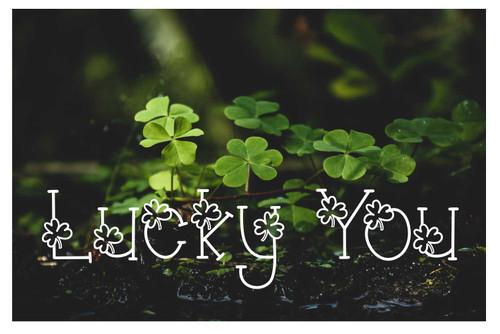 Lucky Font TTF