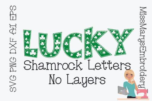 Shamrock Letters