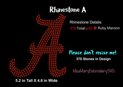 Rhinestone A
