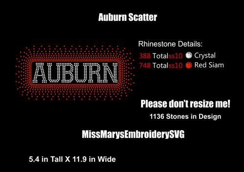 Scatter Auburn