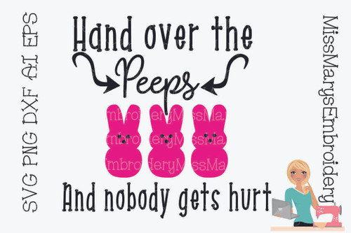 Hand over the Peeps