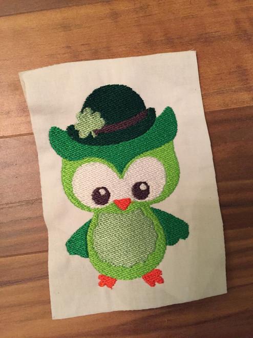 St. Patrick Hat Owl