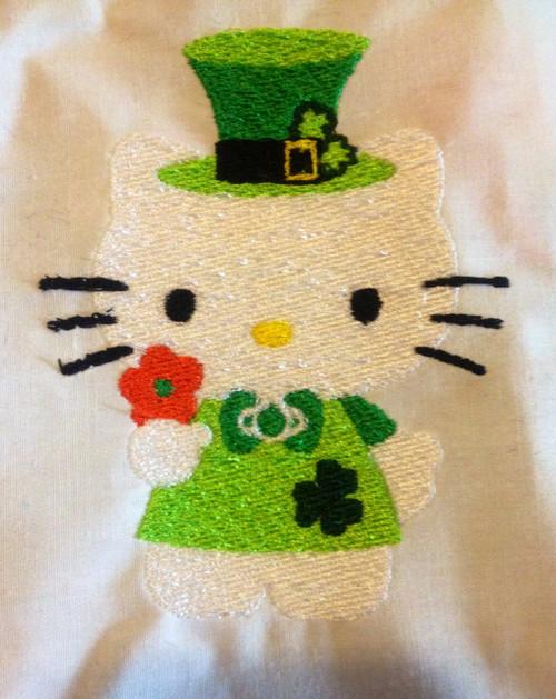 Irish Kitty