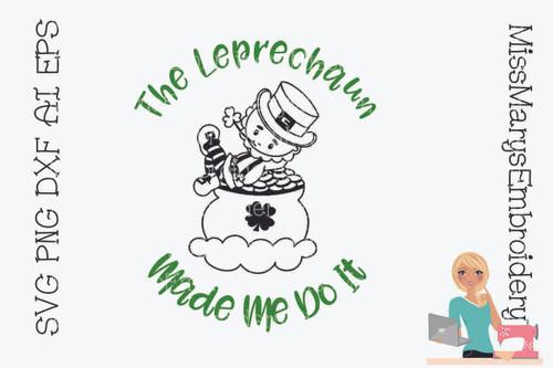Leprechaun SVG