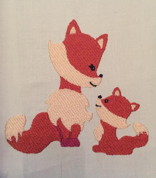 Mom & Me Fox