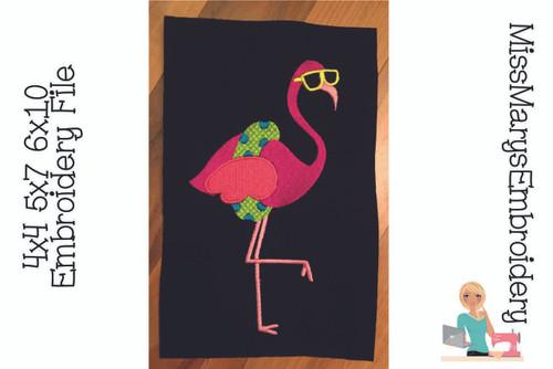 Sunglasses Flamingo