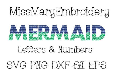 Mermaid Letters