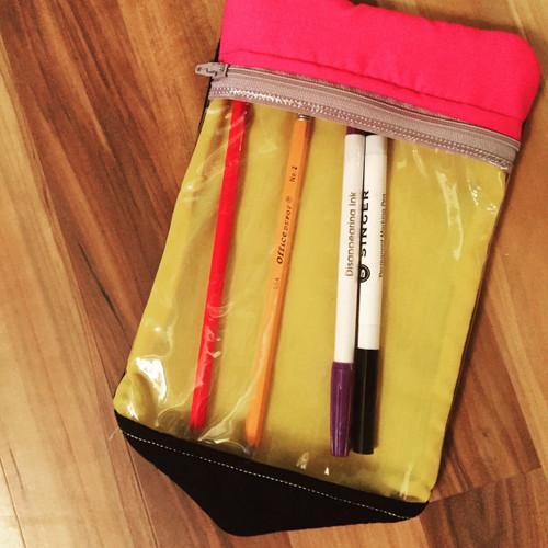 6x10 Pencil Pencil Pouch