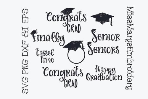 Graduation Sayings Set