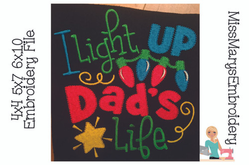 Light up My Dad's Life