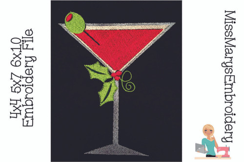 Merry Martini