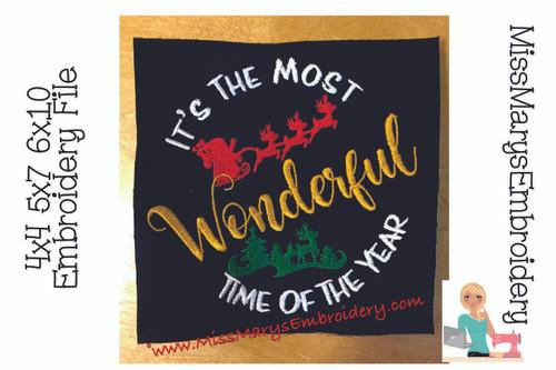 Wonderful Embroidery