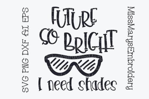 Bright Future SVG