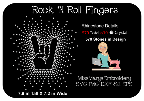 Rock 'N Roll Fingers