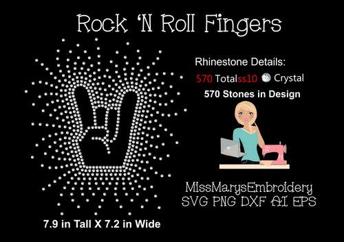 Rock 'N Roll Fingers