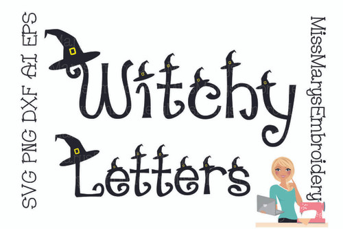 Witch Letters