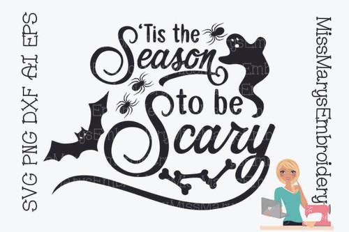 'Tis the Season to be Scary