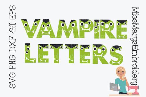 Vampire Letters