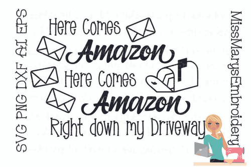 Here Comes Amazon