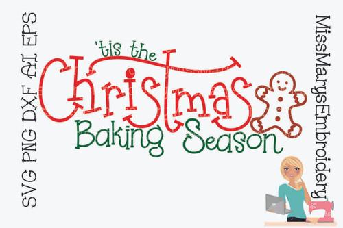 'Tis the Christmas Baking Season