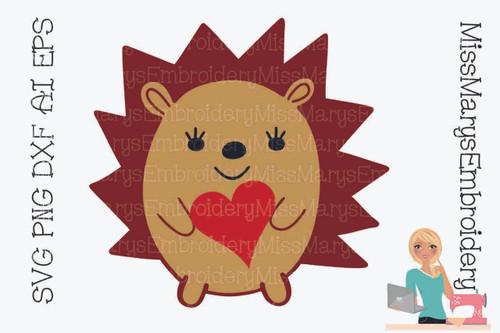 Hedgehog Heart