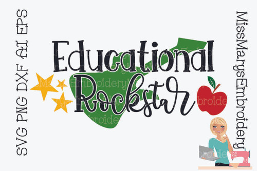 Educational Rockstar