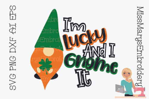 I'm Lucky and I Gnome It