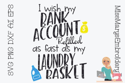 Bank Account Laundry