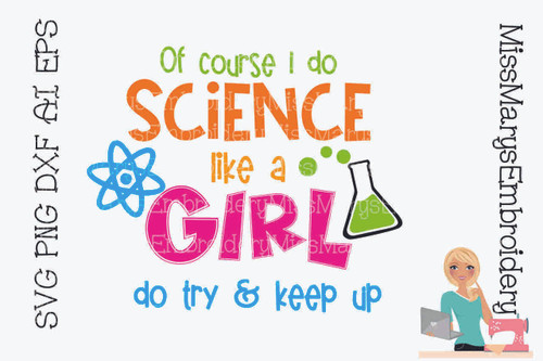 Do Science Like A Girl