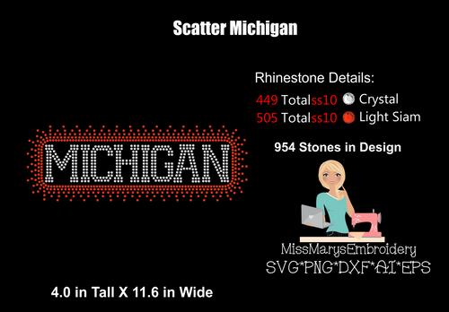 Scatter Michigan