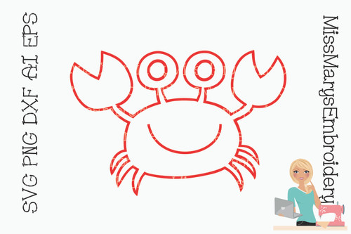 Crab SVG