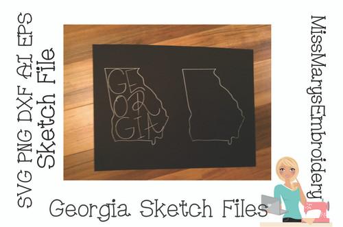 Georgia Sketch File