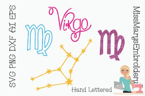 Virgo Bundle SVG