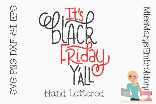 Black Friday SVG