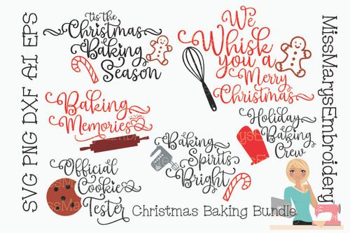 Christmas Baking Bundle